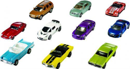 Mattel Sběratelská auta cena od 0 Kč