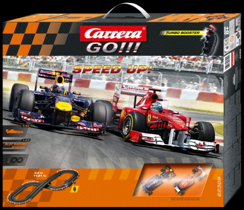 Carrera GO Speed Up 62309 cena od 0 Kč
