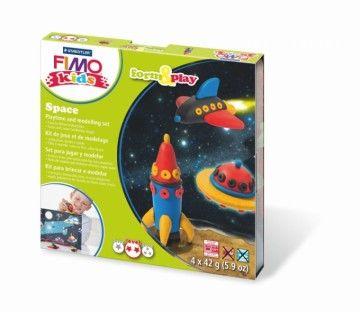 STAEDTLER FIMO sada Vesmír cena od 208 Kč