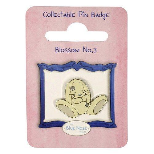 My Blue Nose Friends Odznáček králík Blossom cena od 79 Kč
