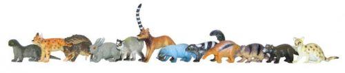 Rappa zvířata lesní v sáčku 10 ks cena od 64 Kč
