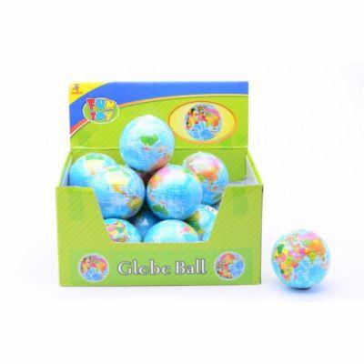 Johntoys Měkký míček zeměkoule cena od 29 Kč