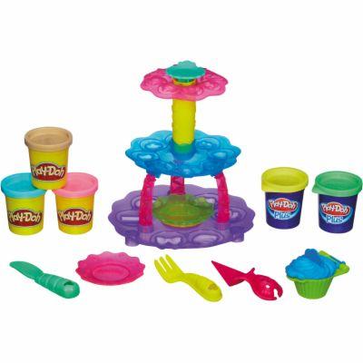 Hasbro Play-Doh věž na dortíky cena od 390 Kč
