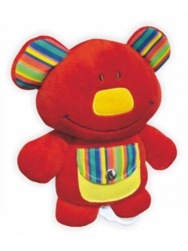 Baby Mix Medvídek s hracím strojkem cena od 0 Kč