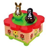 Krtek - Hrací skříňka cena od 289 Kč