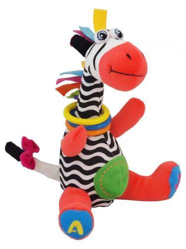 Baby Mix Plyšová hračka s pískátkem