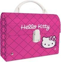 Karton P+P Kufřík MINI Hello Kitty cena od 0 Kč