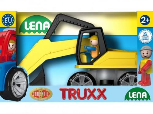 Lena Truxx bagr 04401 cena od 158 Kč