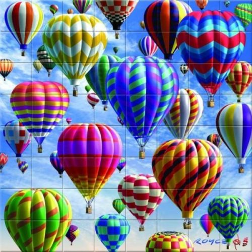 Piatnik: 64 d. 3D Magnetické puzzle Balony