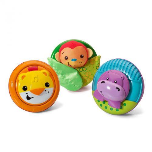 Infantino Zvířátka z džungle set cena od 299 Kč