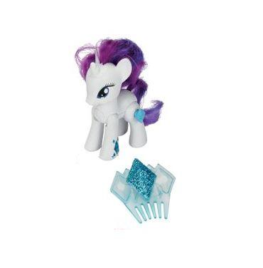 Hasbro My Little Pony pohybující se poníci s křišťálovými kamarády Rarity cena od 0 Kč