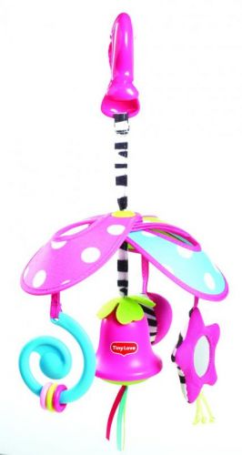 Tiny Love Mini kolotoč na cesty Tiny Princess cena od 412 Kč
