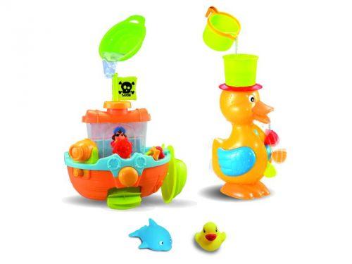 Ludi sada hraček do koupele cena od 469 Kč