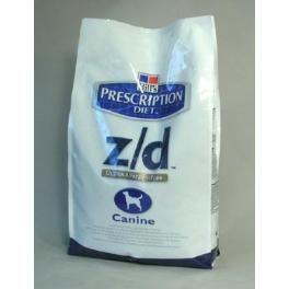 Hills Canine Z/D Ultra Alergen Free Dry 3 kg