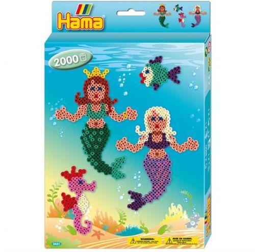 HAMA Mořské panny Midi cena od 249 Kč
