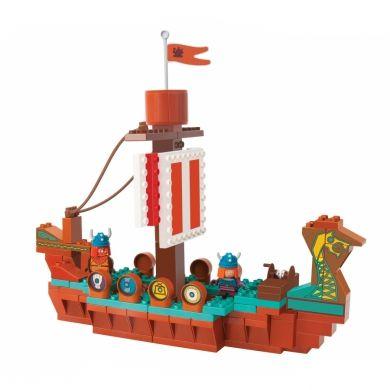 BIG PlayBIG Bloxx Wickie Dračí lod cena od 850 Kč