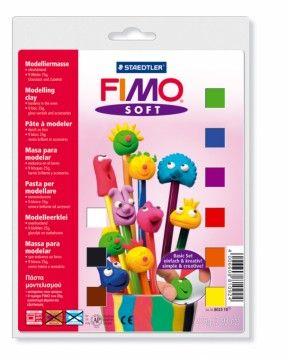 STAEDTLER FIMO soft základní sada cena od 369 Kč