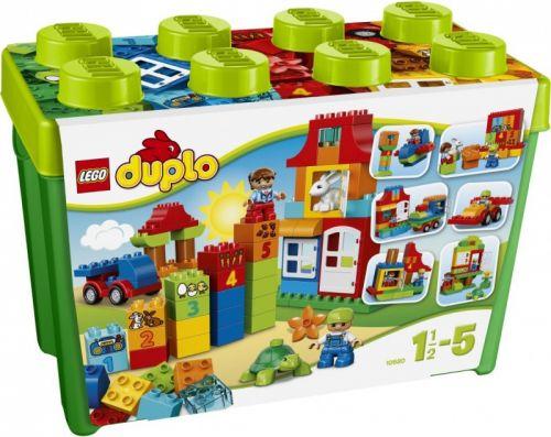 Lego Duplo box deluxe 10580 cena od 1286 Kč