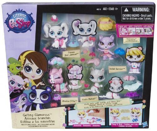 Littlest Pet Shop Zvířátka s doplňky cena od 490 Kč