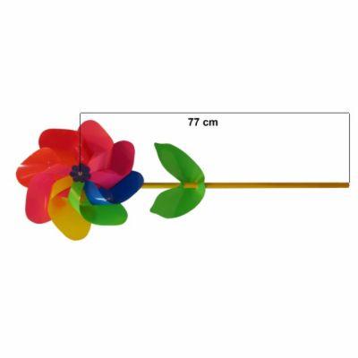 EVK Větrník velký s listem 77 cm cena od 86 Kč