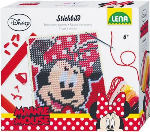 Lena Vyšívací obrázek Disney Minnie cena od 127 Kč