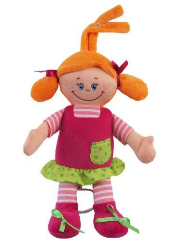Baby Mix Panenka s hracím strojkem Holčička