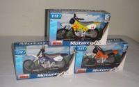 Mac Toys 1:12 Terénní motorka