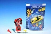 Teddies Transformer robot cena od 113 Kč