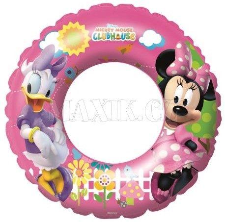 Bestway Nafukovací kruh Minnie 56 cm cena od 56 Kč
