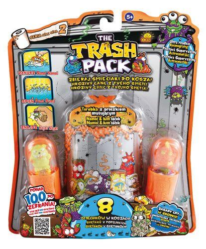 Rappa TRASH PACK 2 Smeťáci cena od 0 Kč