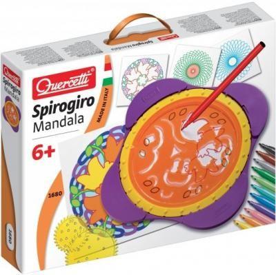 Quercetti Spirogiro Mandala cena od 499 Kč