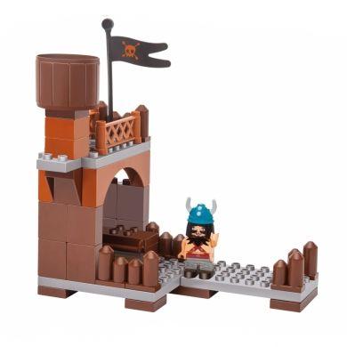 BIG Bloxx Wickie Svenova pevnost cena od 340 Kč
