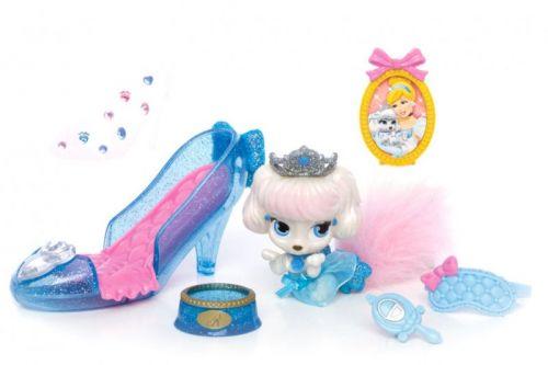 Disney Palace Pets mazlíček Pumpkin a hrací set cena od 0 Kč