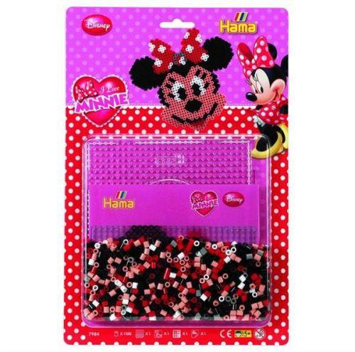 HAMA Korálkový set Minie Mouse cena od 236 Kč