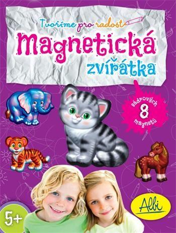 Albi: Sádrové magnety Zvířátka cena od 0 Kč