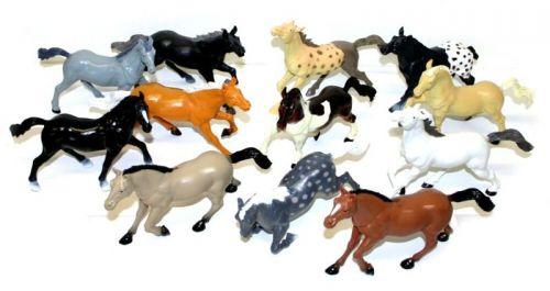 Rappa koně 17 cm cena od 66 Kč
