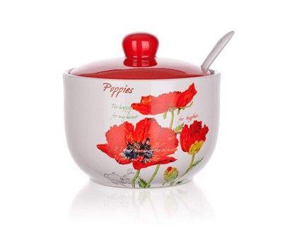 BANQUET Cukřenka se lžičkou Red Poppy OK cena od 119 Kč
