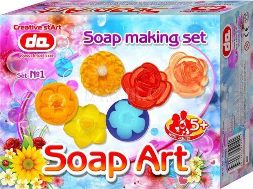 Mac Toys Výroba mýdel Květiny cena od 208 Kč