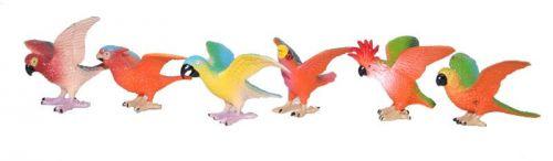Rappa papoušci v sáčku 5 ks cena od 71 Kč