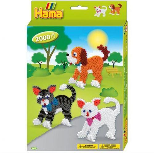 HAMA Kočky Midi cena od 215 Kč