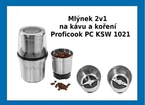 Proficook PC KSW 1021 cena od 756 Kč