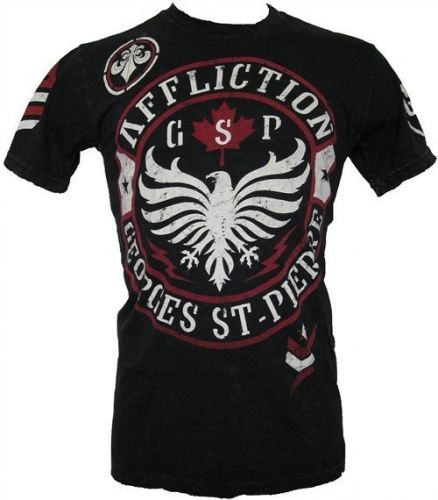 Affliction GSP Signature Seal SS Tee triko