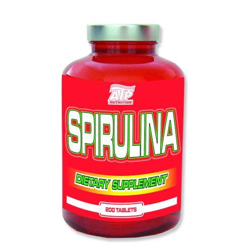 ATP Spirulina 200 tablet