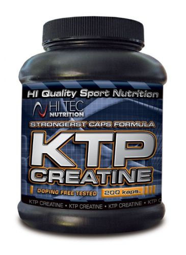 Hi Tec KTP Creatine 1000 mg 200 kapslí