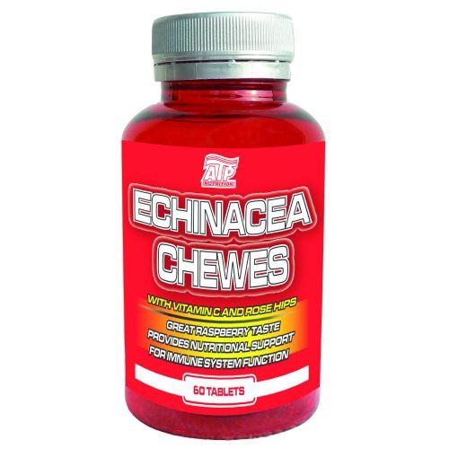 ATP Echinacea Chewies + Vitamin C + šípek 60 tablet