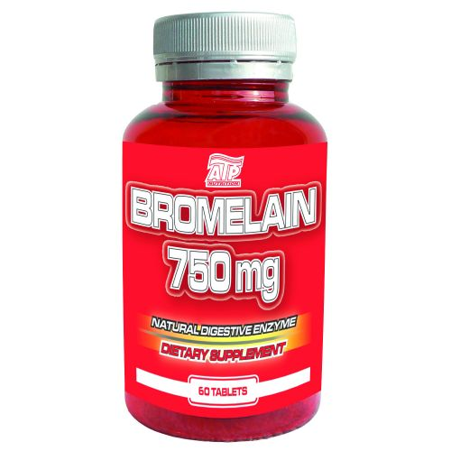 ATP - Bromelain 750mg 60 tablet
