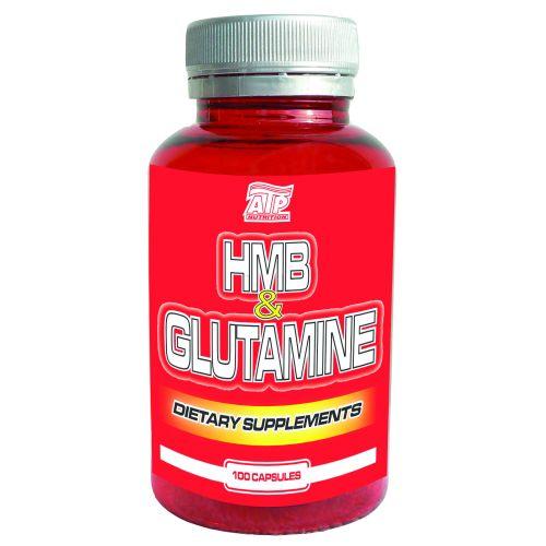ATP HMB + Glutamine 100 kapslí