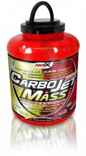 Amix Nutrition CarboJet Mass Professional forest fruits 1800 g