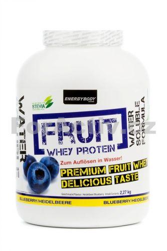 Energy Body FRUIT Whey Protein Borůvka 2,27 kg