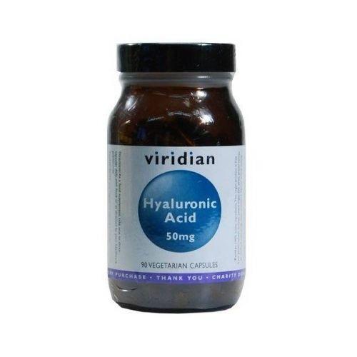 Viridian Hyaluronic Acid 90 kapslí